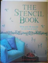 The Stencil Book. Amelia Saint George. 125 pages